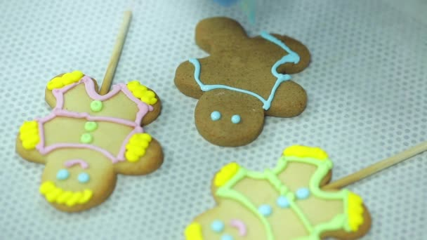 Legrační tvarované cookie