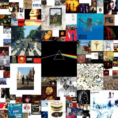 Top 100 music albums