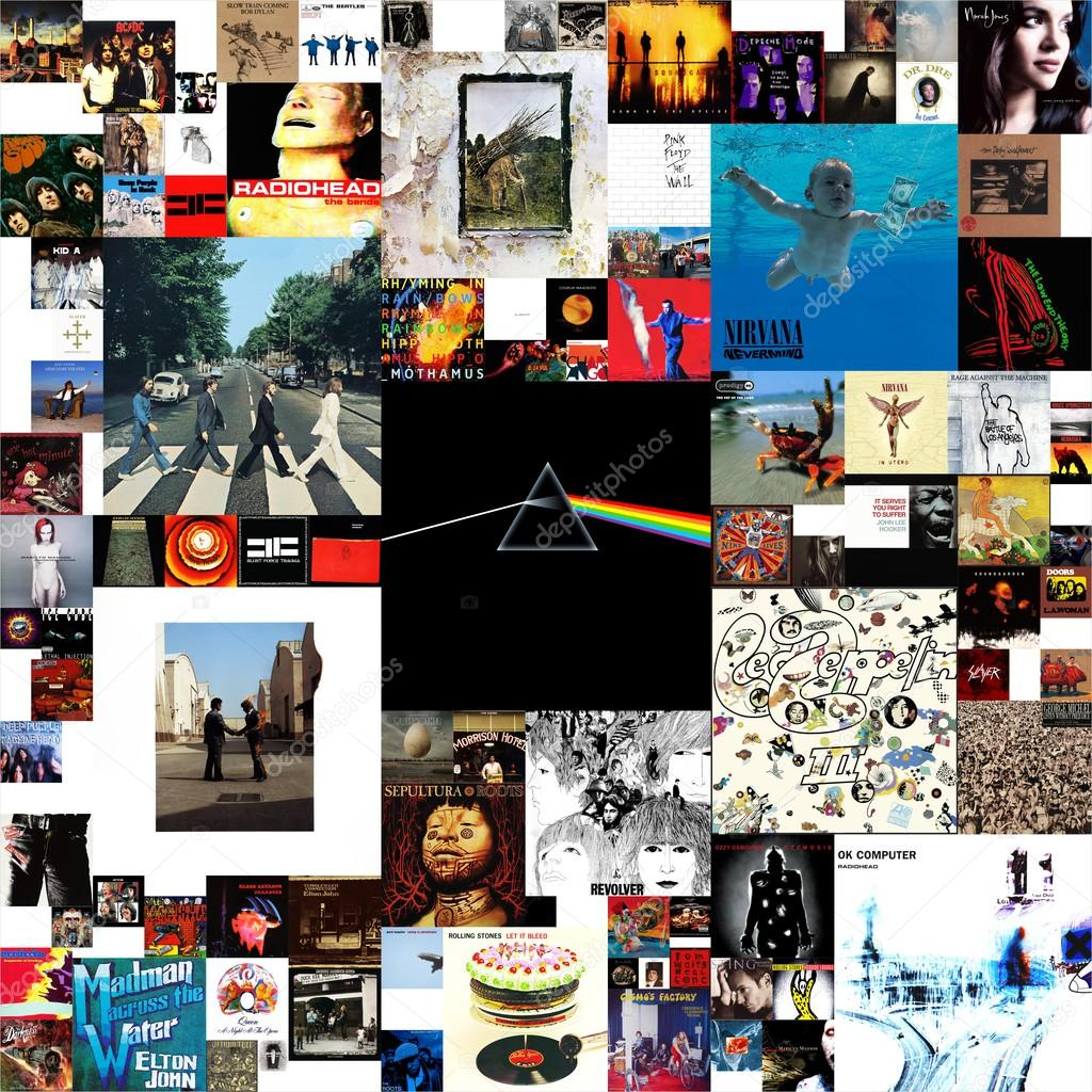 Top 100 music albums