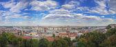 Fényképek Panoráma a várból, Buda, Magyarország Budapest