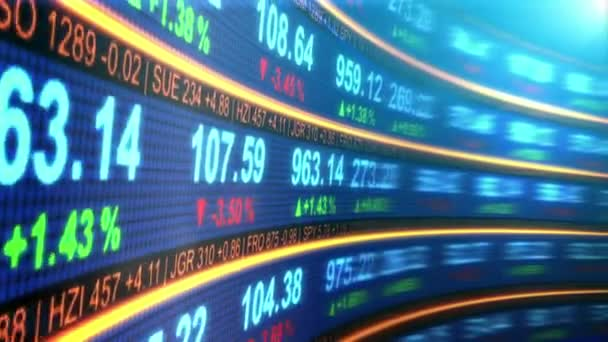 Börse-Market Data Board