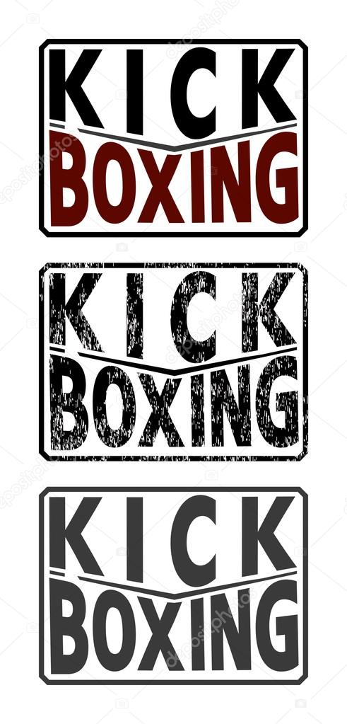 Kick Boxing logo