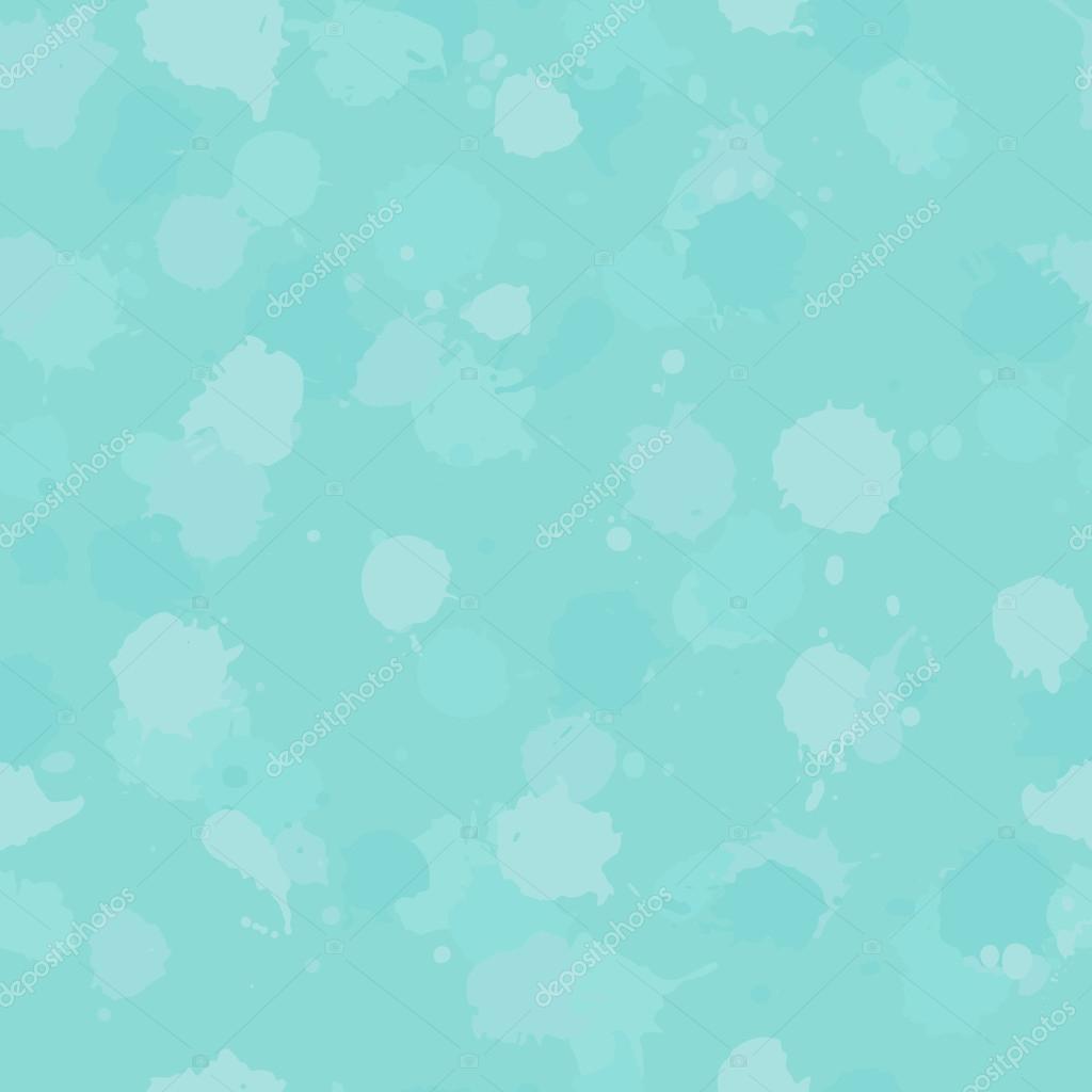 Vector transparente blot patrón en color azul cielo, turquesa ...