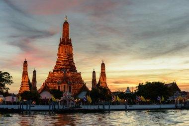 Wat Arun Temple in Thailand