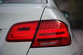Fotografie zadní světla auta