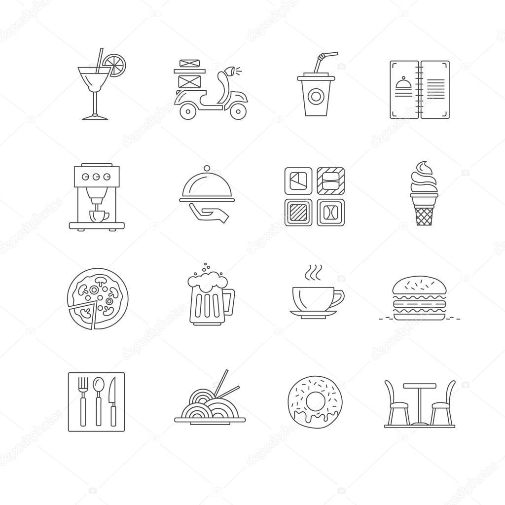 etiqueta de nutrición rápida y delgada