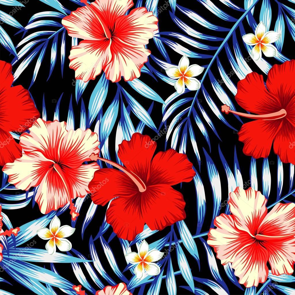 Fondos De Pantalla Flores Hawaianas