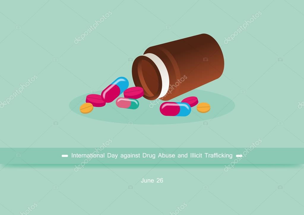 28+ Drugs Vector Illustration