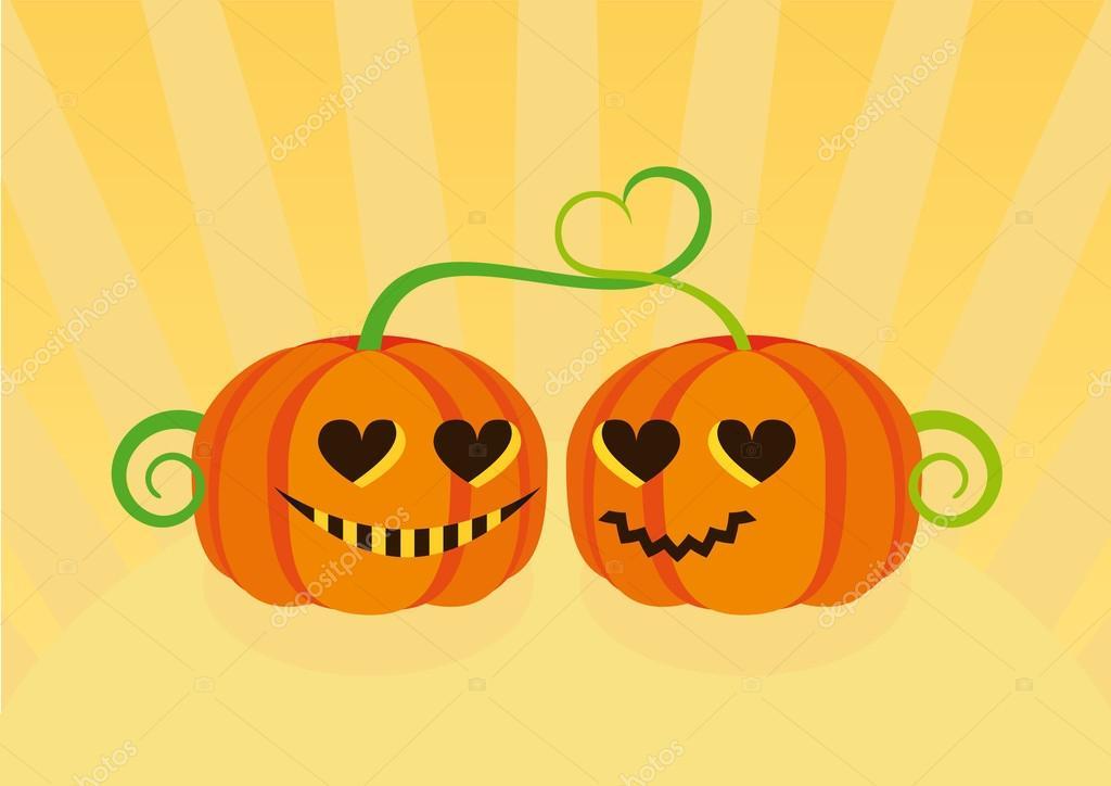 Zucche Di Halloween Cartoni Animati.Cartone Animato Zucca Di Halloween Vettoriali Stock C Betka82