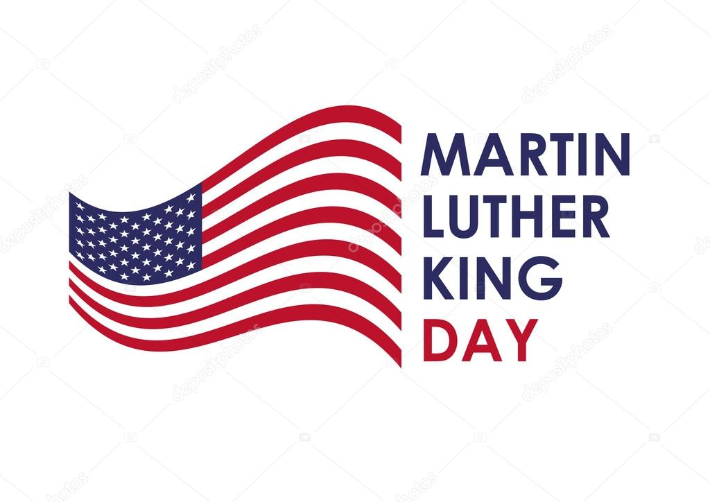 Martin Luther King Jr. Day — Stock Vector © Betka82 #94274436