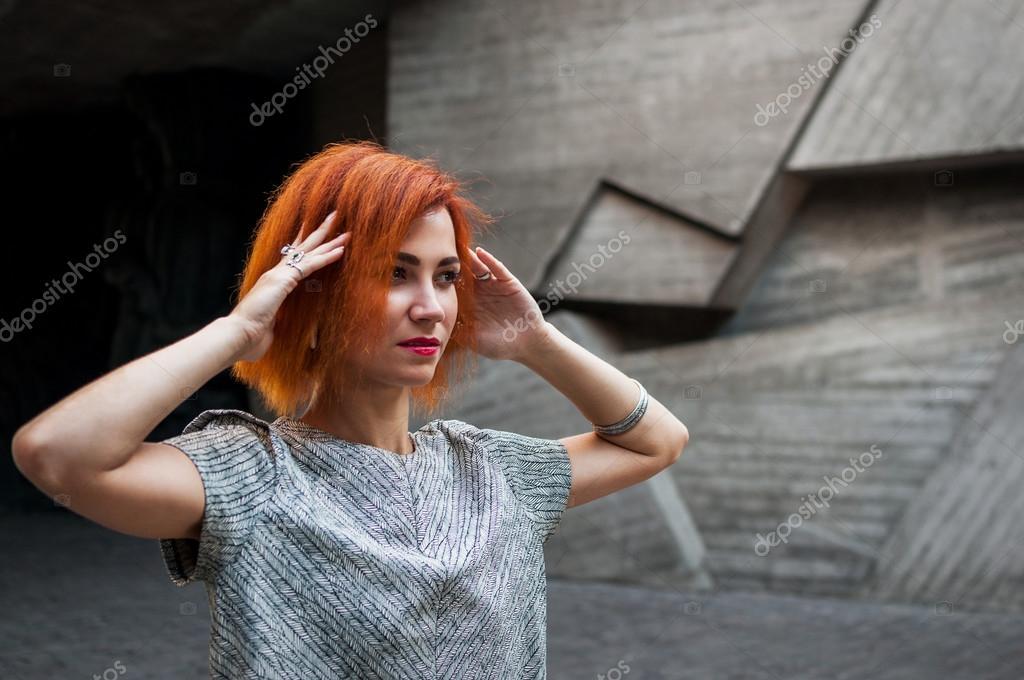 Тело девушки рыжих фото онлайн фото домашнее