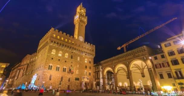 Čas zániku Palazzo Vecchio
