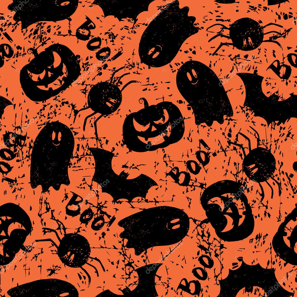 Cool Wallpaper Halloween Grunge - depositphotos_123325550-stock-illustration-halloween-grunge-pattern  Collection_528212.jpg