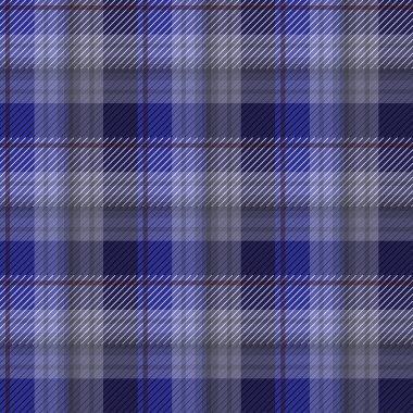 Blue tartan plaid background
