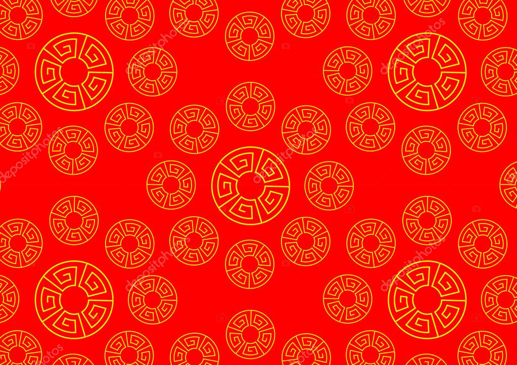 Chinese vector seamless patterns stock vector pranee13 for Chinese vector