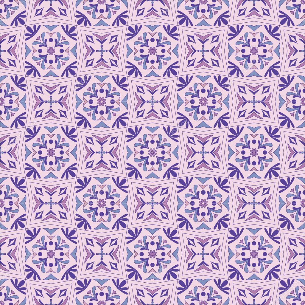 Seamless vector tile pattern.