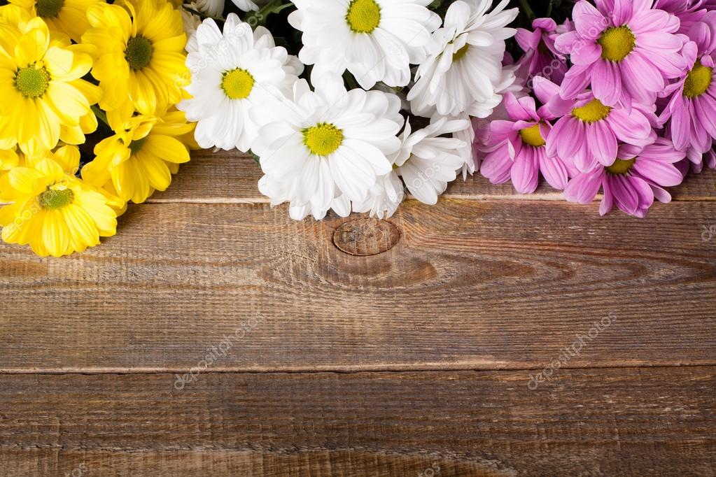 Margerite Blumen Blumenstrauß — Stockfoto © cegli.o2.pl #96259938