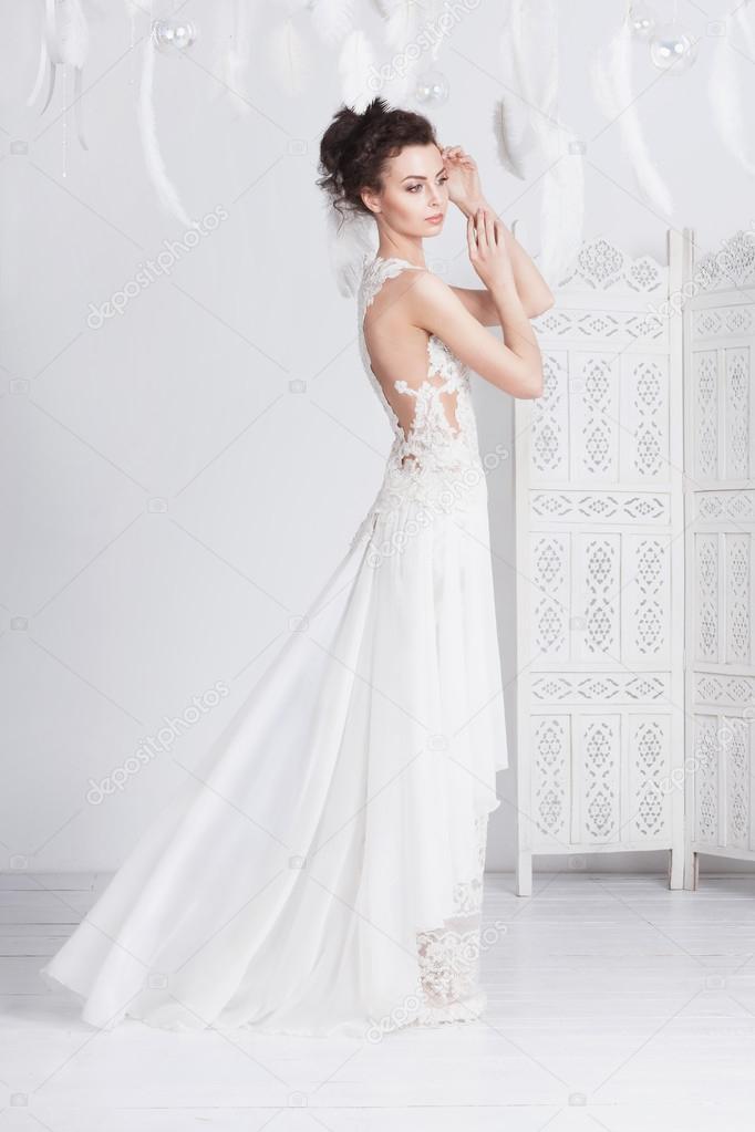 Imagenes de vestidos de novia lujosos