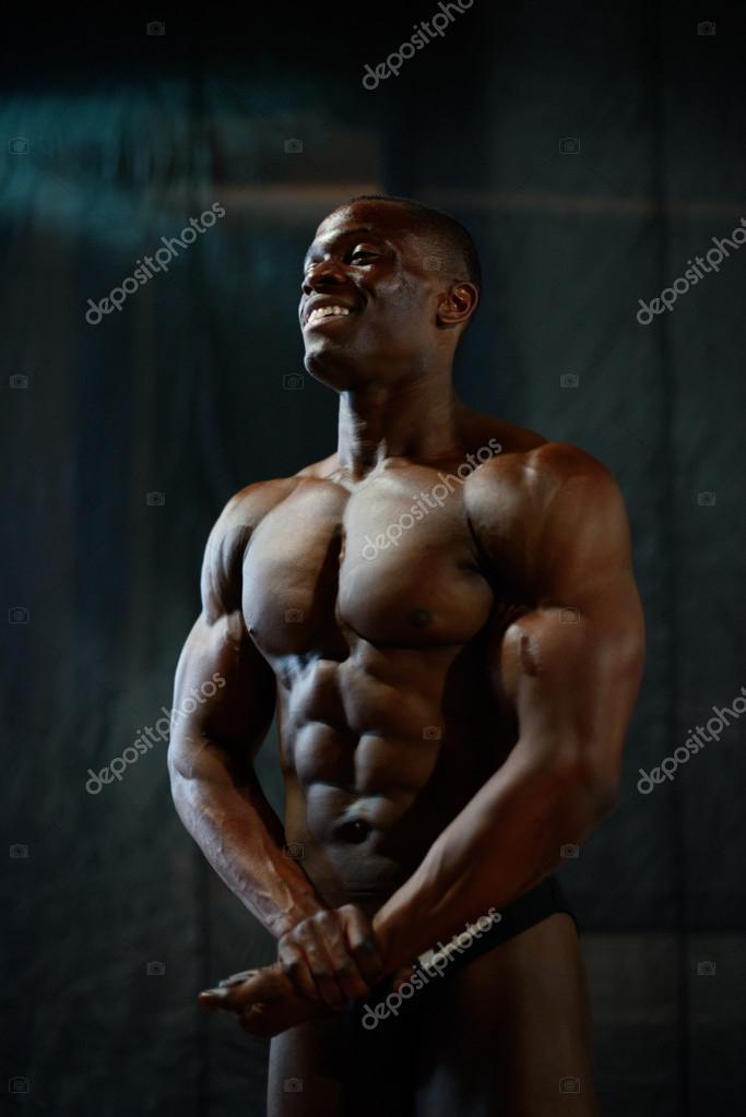 For black naked bodybuilding remarkable