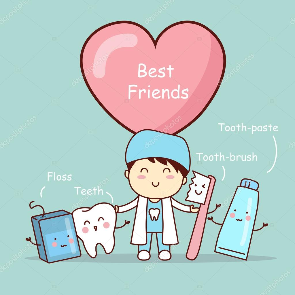 Imágenes Mejores Amigos Mejores Amigos De Dibujos Animados Lindo