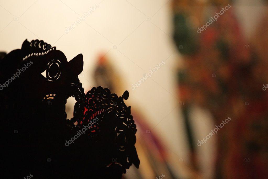 wayang kulit shadow puppet show kelantan malaysia stock editorial photo c coleong 100378548 depositphotos
