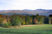 Fall foliage at Vermont, USA