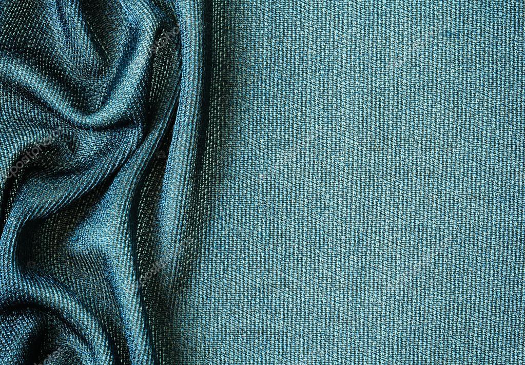 synthetic fabric gray-blue — Stock Photo © Aninna #110405196