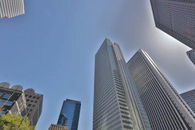 """Картина, постер, плакат, фотообои """"high-rise buildings at shinjuku, tokyo, japan"""", артикул 108097192"""