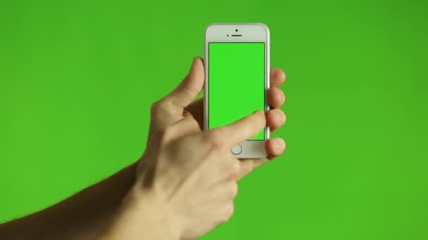 Smartphone Touchscreen kohoutek, výpad a rozšíření