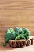 brokolici vegetariánské jídlo