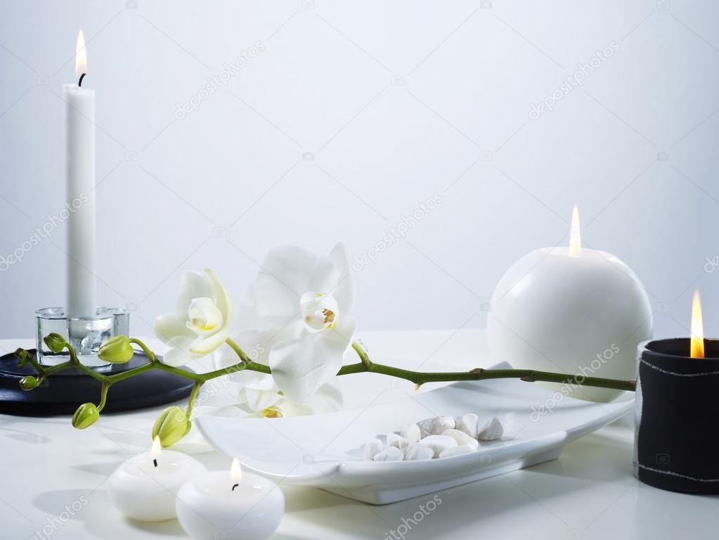 Zen ambient concept Stock Photo Goir 105841488