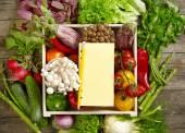 Fényképek Zöldség- és bevásárló lista
