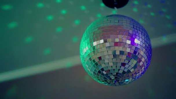 Disco zrcadlová koule