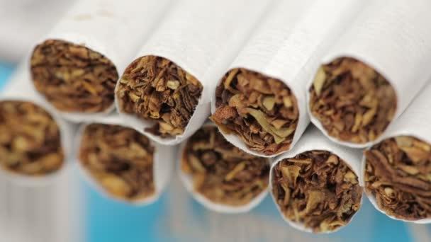 Tabak in Zigaretten