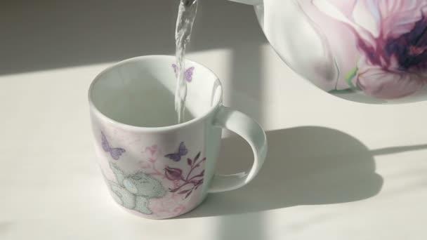 Zöld Tea főzés