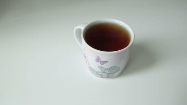 Womens cup of tea