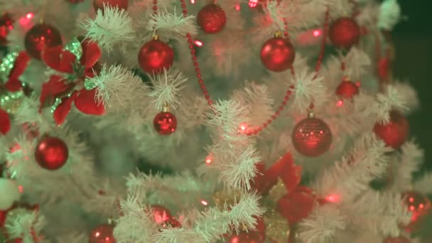 Dekorovaný vánoční stromek
