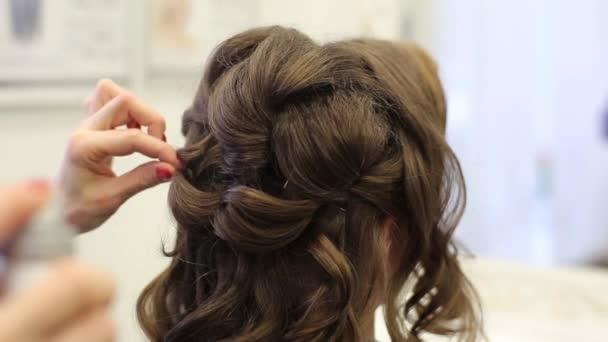 Eine Schone Hochzeit Frisuren Erstellen
