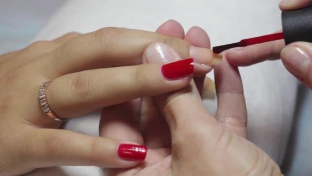 Nagellack Make-up Nagelmode