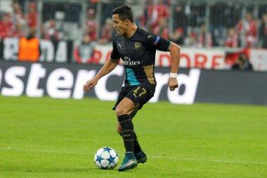 Alexis Sanchez Chilien FC Arsenal