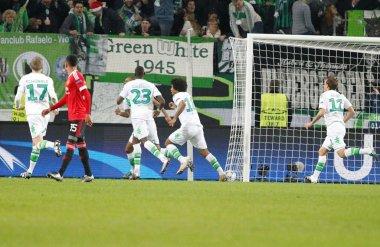 Goal Naldo VfL Wolfsbourg