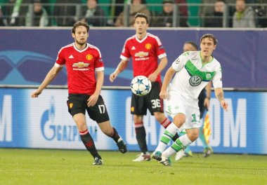 Daley Blind  and Max Kruse