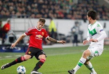 Guillermo Varela Manchester United