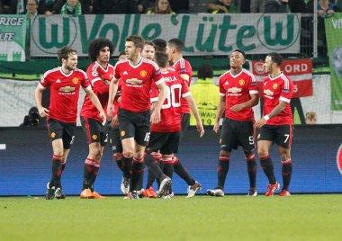 Goal Manchester United