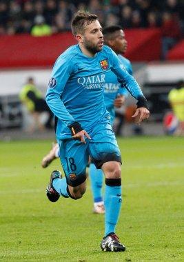 Jordi Alba FC Barcelone