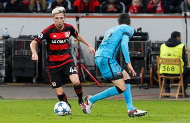 Kevin Kampl Bayer Leverkusen