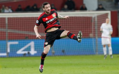 Roberto Hilbert Bayer Leverkusen