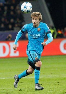 Sergi Samper FC Barcelone