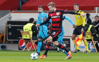 Christoph Kramer Bayer Leverkusen