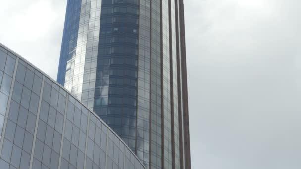 Kancelářské budovy moderního města